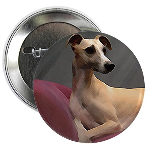 CafePress Whippet Lounge Ornament 2.25