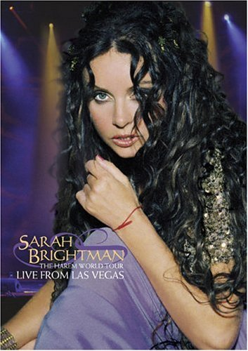 Sarah Brightman: The Harem World Tour - Live From Las Vegas David Mallet Universal Music Canada 2252338 Pop Vocals