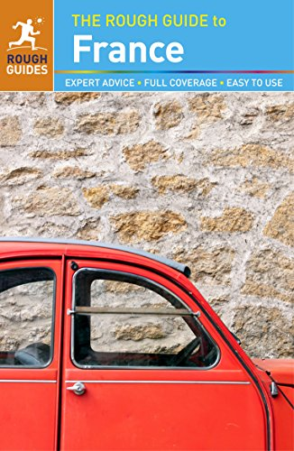 The Rough Guide to France (Rough Guides)