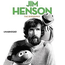 Jim Henson Audiobook by Brian Jones Narrated by Kirby Heyborne