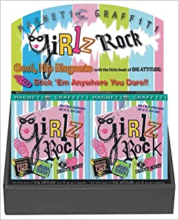 girlz rock go girl with attitude rebecca horwitz 9781933662275