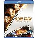 Star Trek II: The Wrath of Khan (Restored) [Blu-ray]