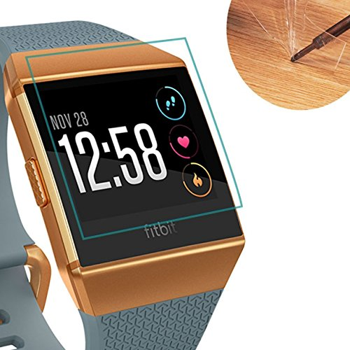 Screen Saver for Fitbit Ionic, Scratchproof and...