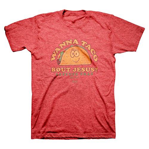 Kerusso Wanna Taco T-Shirt - Christian Fashion Gifts