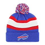 NFL Adult Men's Rush Down Cuff Knit Cap with Pom