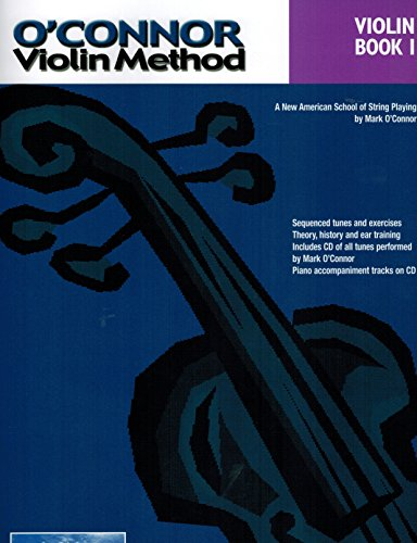 O'Connor Violin Method Book I and CD