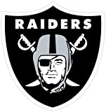 "Siskiyou NFL Oakland Raiders 8"" Automotive Magnet"