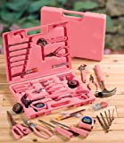 105 Pc Ladies Pink Tool Kit