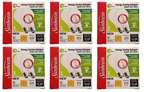 sunbeam halogen light bulbs - 4