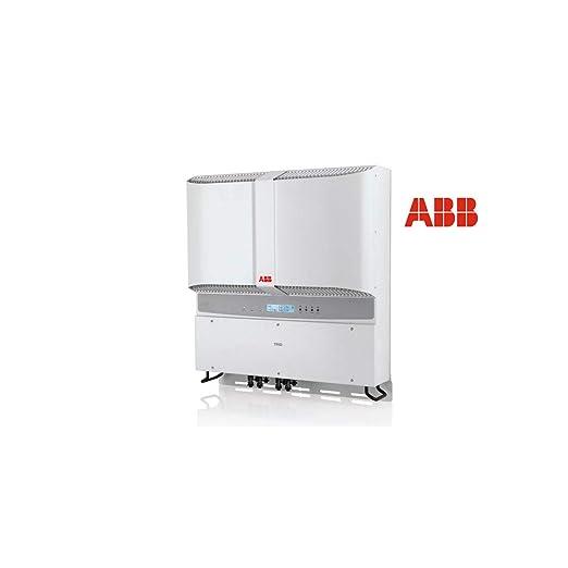 ABB pvi-12.5-tl-outd-fs Inverter: Amazon.es: Industria, empresas y ciencia