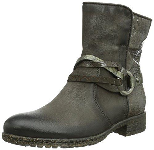 574204 Boots 3938 Gris femme 8330 Mjus CqwABn8fq