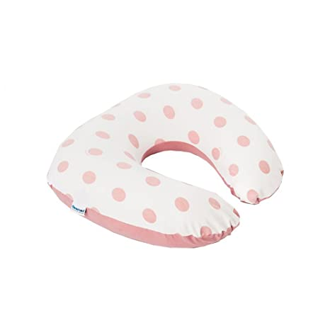 Doomoo Softy lunares rosa Deluxe cojín de lactancia - Cojín ...