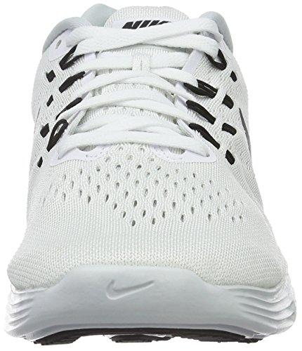 De Pur 2 Comp Nike Tition Running blanc Argent Noir Chaussures Tempo Platine Homme Lunar Blanc xRwEqqfI46