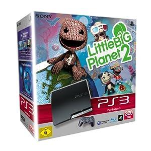 Jetzt endlich die PS3 kaufen und bei amazon beim Little Big Planet 2 Bundle sparen!