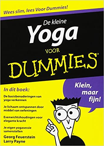 De kleine yoga voor Dummies: Amazon.es: Georg Feuerstein ...