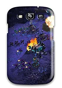 For Galaxy S3 Protector Case Starcraft Video Game Starcraft Phone Cover