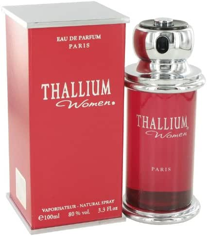 Thallium by Parfums Jacques Evard - Eau De Parfum Spray 3.4 oz Thallium by Parfums Jacques Evard -