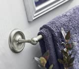 Moen 5318CH Yorkshire 18-Inch Towel Bar, Chrome