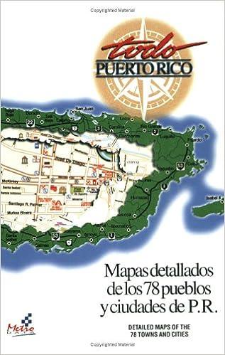 Todo Puerto Rico: Metrodata: 9780977195213: Amazon.com: Books