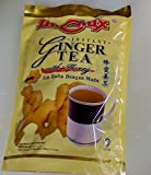In-Comix Instant Ginger Tea with Honey Pack of Two 11.4 Oz a Pack with 18 Sachets in One Pack For Sale