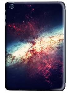 iPad Mini Case & Cover - Nebula Pink Blue Explosion Custom Design PC Hard Case Back Cover for iPad Mini