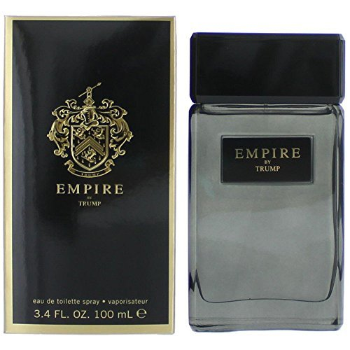 Apple Gel Eau De Toilette - Donald Trump Empire Eau De Toilette Spray for Men, 3.4 Ounce