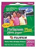 FujiFilm Inkjet Premium Plus Paper Glossy 8.5 x 11