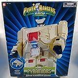 power rangers zords original - Power Rangers Zeo Deluxe Pyramidas the Carrier Zord