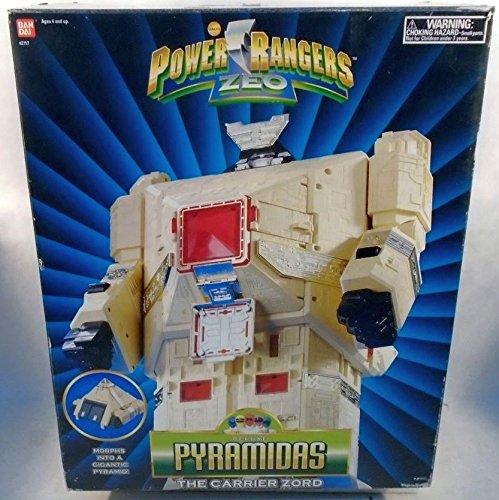 power rangers zeo megazord - 5