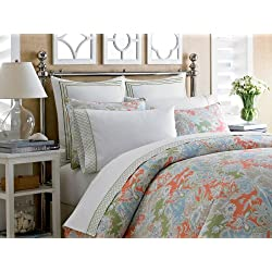Nautica Greenport 4-pc. King Sheet Set King Multicolor