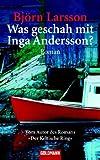 Was geschah mit Inga Andersson?: Roman