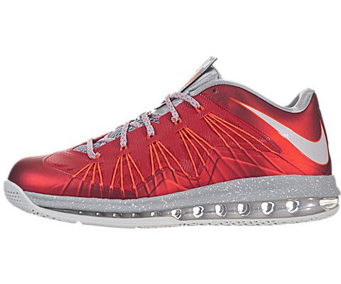 cheap for discount 2a9f7 e3e7c Nike Air Max Lebron X Low Mens Basketball Shoes 579765-600 University Red  10.5 M US (B00DCYWHG6)   Amazon price tracker   tracking, Amazon price  history ...