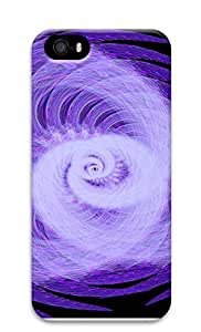 iPhone 5 5S Case Abstract Rotating Light 3D Custom iPhone 5 5S Case Cover