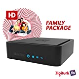 Digiturk Play IP Box with 1 Month Free Family Package