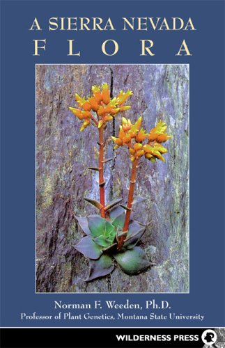 A Sierra Nevada Flora