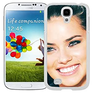 Adriana Lina Smile (2) Durable High Quality Samsung Galaxy S4 I9500 Case