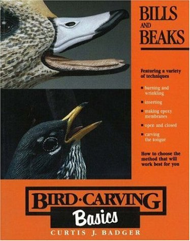 Bills/Beaks (Bird Carving Basics)