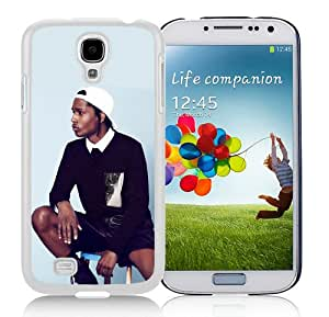 Unique Photo Case,ASAP Rocky 2 White Custom Samsung Galaxy S4 Cover Case