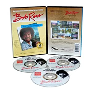 Weber Ross Dvd Joy Of Painting Series 6 Featuring 13 Shows