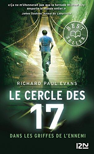 Le cercle des 17 - tome 02 : Dans les griffes de l'ennemi (HORS COL SERIEL) (French Edition)