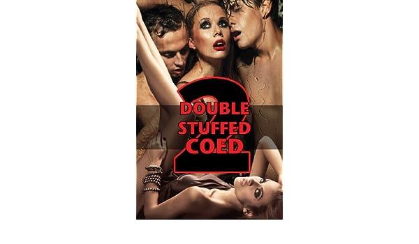 Double Stuffed Coed 2: Best Friends Forever (M/F/M/F menage erotica)