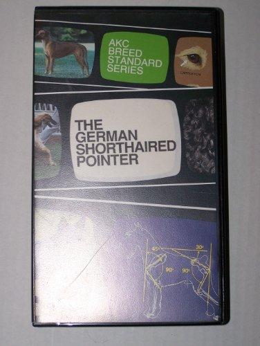 AKC Breed Standard Series The German Shorthaired Pointer VHS & Standard Brochure Akc German Shorthaired Pointer