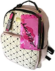 Luv Betsey Diamond 2017 Quilting with Heart Dots Backpack