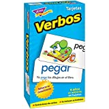 Trend Enterprises Inc Verbos (Spanish Action Words) Skill Drill Flash Cards