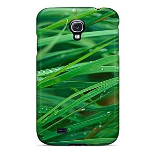 Quality NikRun Case Cover With Blades Of Grass Nice Appearance Compatible With Galaxy S4