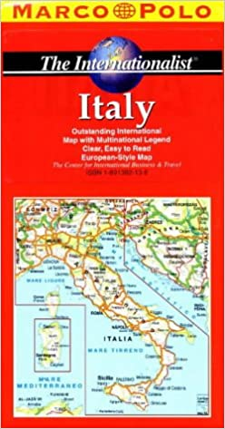 Clear Map Of Italy.Road Map Of Italy Easy To Read Maps For Safe And Enjoyable Travel