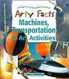 Machines, Transportation and Art Activities, John Stringer, 0778711447