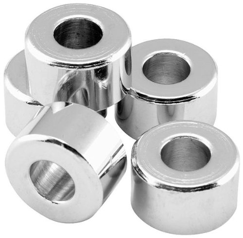 Start Wrap Around Oil Tank - Paughco Electric Start Wraparound Oil Tank - Chrome Spacer 749B