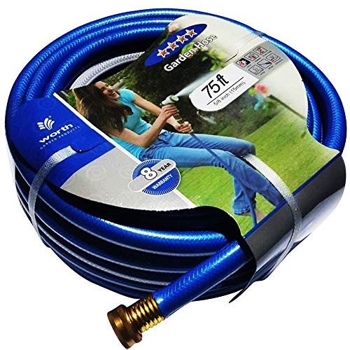 Light Blue Garden Hose in US - 2