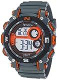 Armitron Sport Men's 40/8284ORG Sport Watch with Grey B